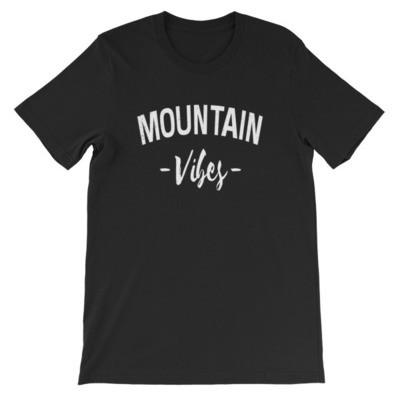 Mountain Vibes - T-shirt (Multi Colors)