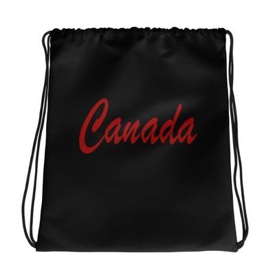 Canada - Drawstring bag