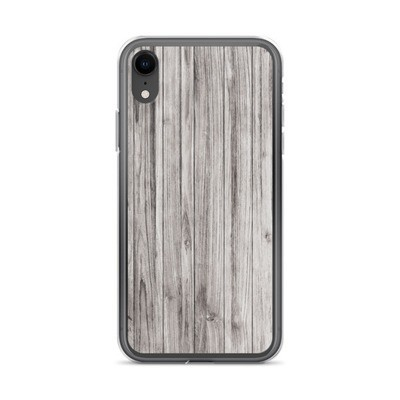 Wood Print - iPhone Case