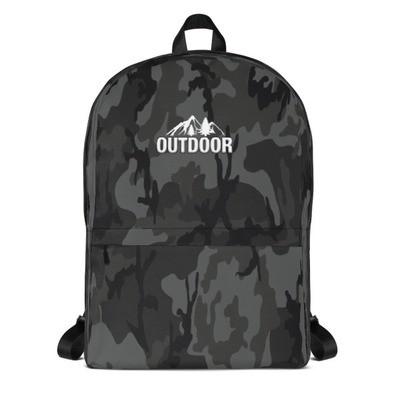 Camo Outdoor - Backpack