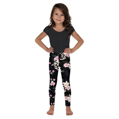 Floral - Kid's Leggings