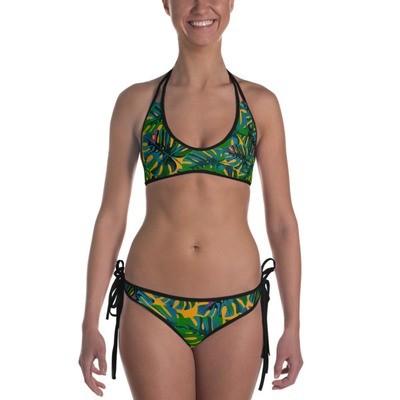 Tropical Orange - Bikini