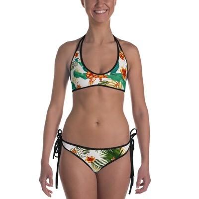 Tropical Floral - Bikini