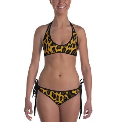 Leopard Print - Bikini
