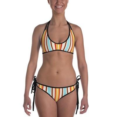 Candy Stripes - Bikini