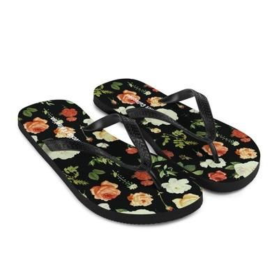 Floral - Flip-Flops