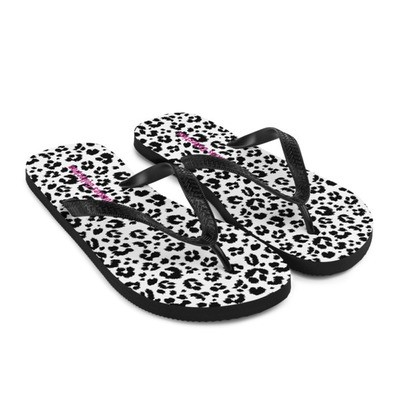 Animal Print - Flip-Flops