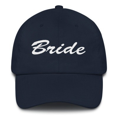 Bride - Baseball / Dad hat (Multi Colors)