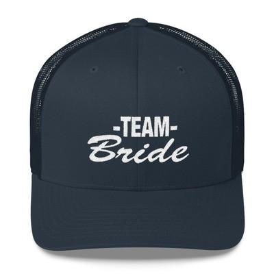 Team Bride - Trucker Cap (Multi Colors)