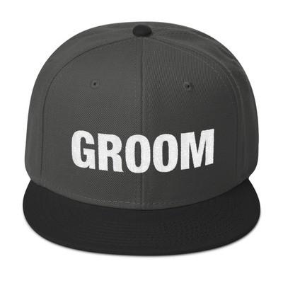 Groom - Snapback Hat (Multi Colors)