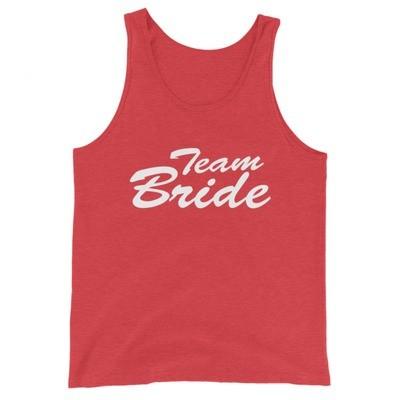 Team Bride - Tank Top (Multi Colors)