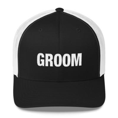 Groom - Trucker Cap (Multi Colors)