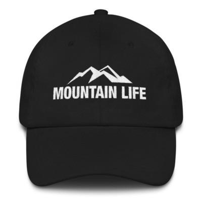 Mountain Life - Baseball / Dad hat (Multi Colors)