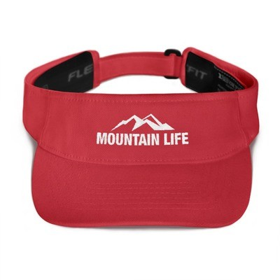 Mountain Life - Visor (Multi Colors)