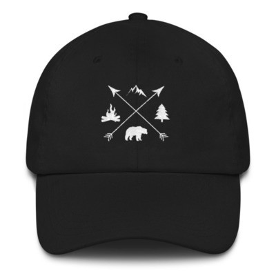 The Rockies Lifestyle - Baseball / Dad hat (Multi Colors)