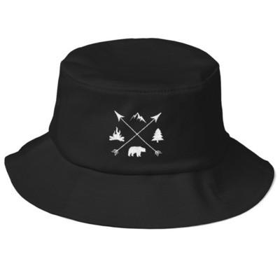The Rockies Lifestyle - Old School Bucket Hat