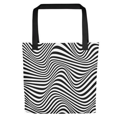 Black & White - Tote bag