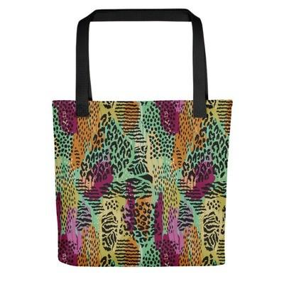 Animal Collage - Tote bag