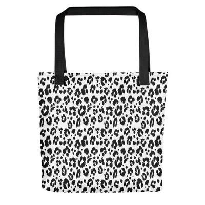 Leopard Print - Tote bag