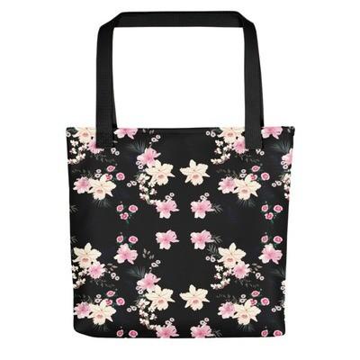 Floral - Tote bag
