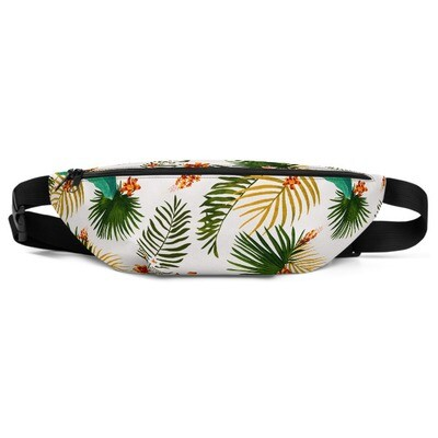 Tropical Floral - Fanny Pack