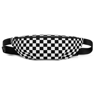 Checkered - Fanny Pack