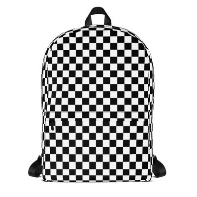 Checkered - Backpack