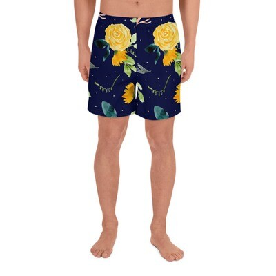 Floral - Swim shorts