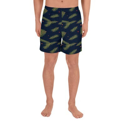 Pine Leaves - Swim shorts