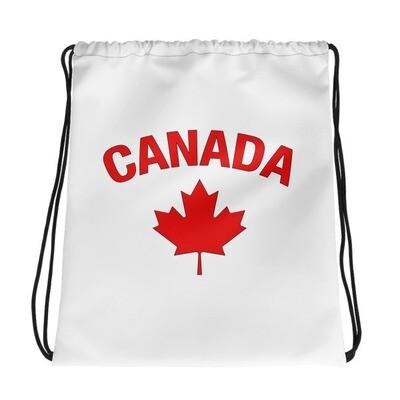 Canada Maple - Drawstring bag