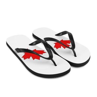 Maple Leaf - Flip-Flops