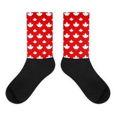 Maple Leaf - Socks