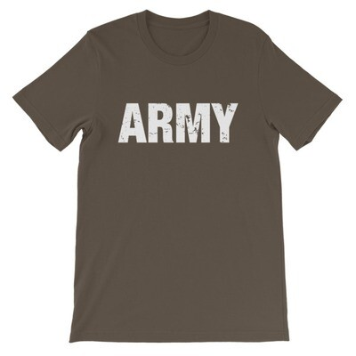 ARMY - T-Shirt (Multi Colors)