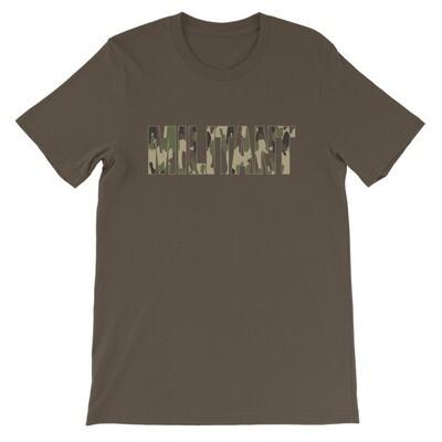 Militant Camo - T-Shirt (Multi Colors)