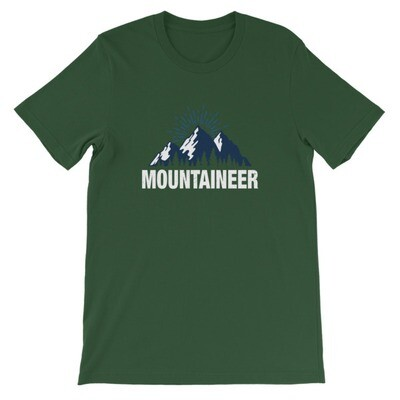 Mountaineer - T-Shirt (Multi Colors)
