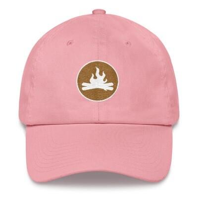 Campfire Crest - Baseball / Dad hat (multi Colors)