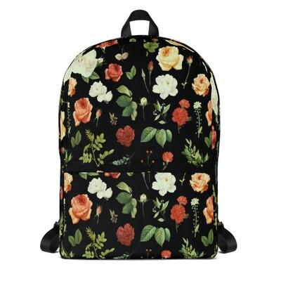 Floral - Backpack
