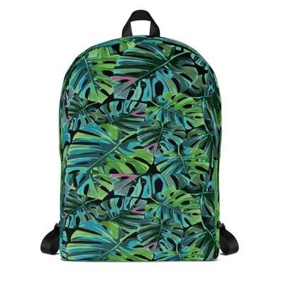Summer Floral - Backpack