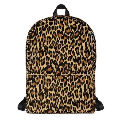 Leopard - Backpack
