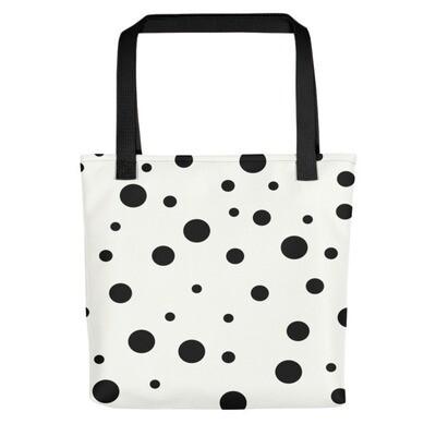 Polka Dot - Tote bag