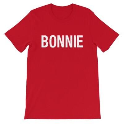 BONNIE (Bonnie & Clyde) - T-Shirt (Multi Colors)
