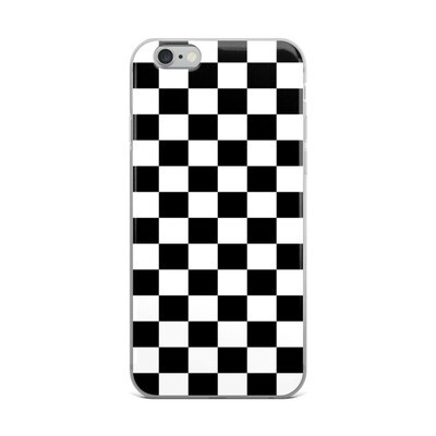 iPhone Case - Checkered