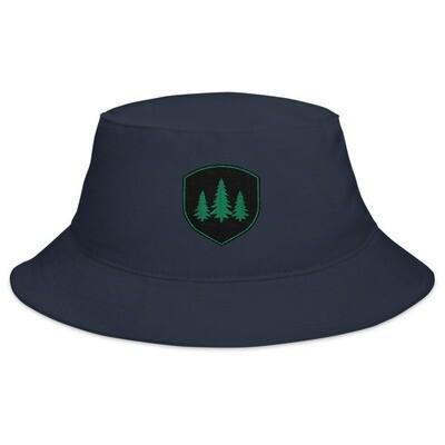 Pine Tree Crest - Bucket Hat (Multi Colors)