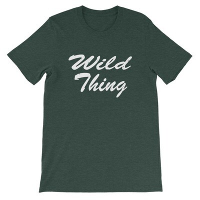 Wild Thing - T-Shirt (Multi Color)