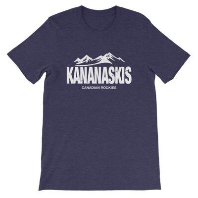 Kananaskis Country Alberta Canada - T-Shirt (Multi Colors) The Rockies Canadian Rocky Mountains