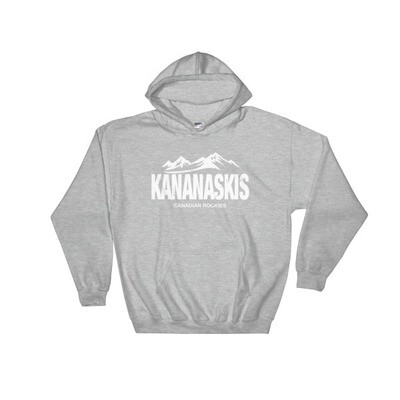 Kananaskis Country Alberta Canada - Hooded Sweatshirt (Multi Colors) The Rockies Canadian Rocky Mountains