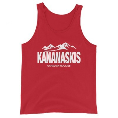 Kananaskis Country Alberta Canada - Tank Top (Multi Colors) The Rockies Canadian Rocky Mountains
