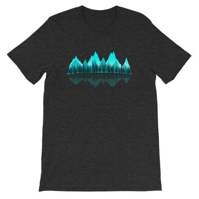 The Rockies Panoramic - T-Shirt (Multi Colors)