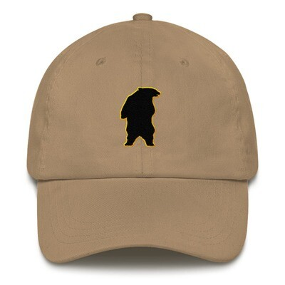 Grizzly Bear - Baseball / Dad hat (Multi Colors)