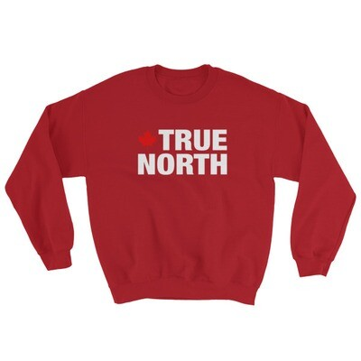 True North - Sweatshirt (Multi Colors) The Rockies Canadian Rocky Mountains